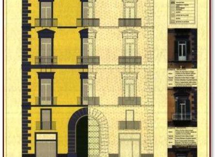 Tavola relativa al rilievo dei materiali e del colore