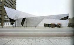D. Libeskind, Post Graduate Center della London Metropolitan University