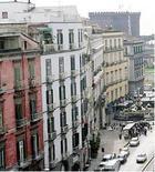 Napoli, via Medina