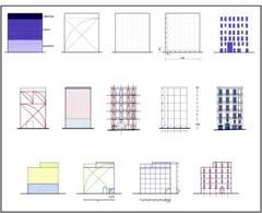 Fonte: elaborati grafici del Corso di Rilievo dell'Architettura, Prof. A. di Luggo