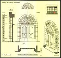 Corso di Rilievo dell'Architettura, a.a. 03-04, Prof. A. di Luggo. Allievi: M. Cervone, O. Iannoni