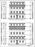 Fonte: R. Citham, Gli ordini classici in Architettura, Hoepli, tav. 43