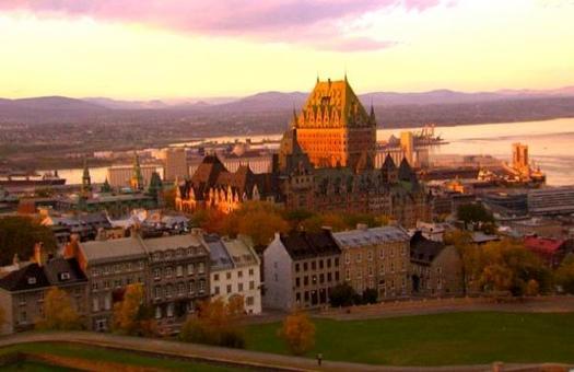 Québec, un parfum de vieille Europe