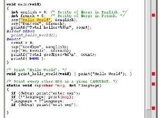 Code View. Example: CodeSurfer [3]