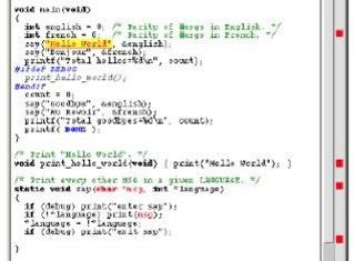 Code View. Example: CodeSurfer [3]