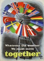 Uno dei poster creati per diffondere tra le popolazioni lo ERP