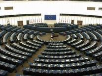 L'emiciclo del Parlamento di Strasburgo. Fonte: Wikimedia Commons