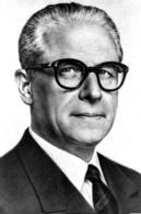 Giovanni Gronchi (1887-1978). Fonte: Wikimedia Commons