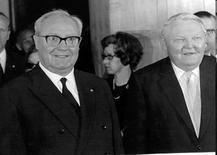 Il Presidente Giuseppe Saragat (1898-1988)