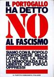 Un manifesto del PCI del 1974