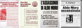 Partiti e sindacati reagiscono al rapimento ed all'omicidio di Aldo Moro