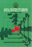 Un manifesto europeista del PSI, campagna tesseramento 1978