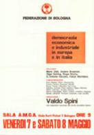 Manifesto di una iniziativa su temi economico-monetari europei indetta dai socialisti nel 1980