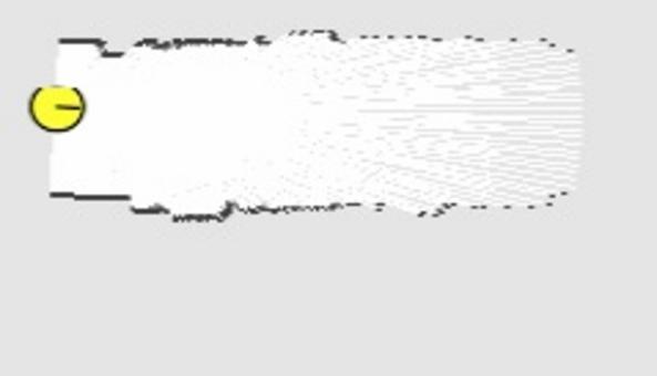 Mapping con pose note usando dati di laser range.