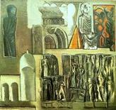 Mario Sironi, L'Architettura, 1944