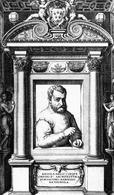 Vignola, Regola delli Cinque Ordini d'Architettura, Frontespizio dell'editio princeps