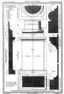 Boidi G., Piedistallo dell'ordine toscano, 1876