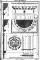Boidi G., Capitello, triglifo e metopa dell'ordine dorico, 1876