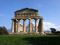 Paestum, Tempio di Cecere