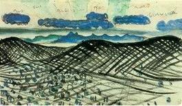 Le Corbusier, Paesaggio, n. 3-135, 1910