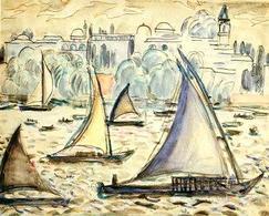 Le Corbusier, Istanbul, Bosforo, 1911