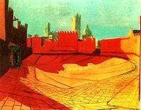 Louis I. Kahn, Siena, 1951