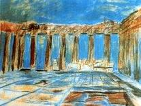 Louis I. Kahn, Acropoli di Atene, 1951