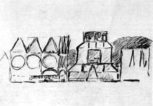 Louis I. Kahn, Convento delle suore domenicane in Pennsylvania, 1965-68