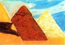 Louis I. Kahn, Piramidi,Egitto, 1951