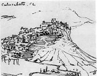Alvar Aalto, Calascibetta, Sicilia, 1952