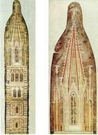 Giotto (attribuito), Progetto per un campanile, 1339