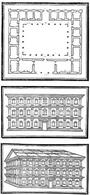 Fra Giocondo, Vitruvio: Ichnographia, orthographia, scaenographia, 1511