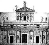 Giuliano da Sangallo, Progetto per San Lorenzo