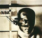 El Lisitskij, Il costruttore, autoritratto, 1927