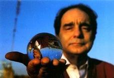 Gianni Giansanti, Italo Calvino, Roma 1984