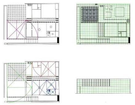 Individuazione di matrici geometriche statiche e dinamiche nel Danteum di Terragni
