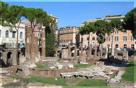 Largo Argentina. (Image supplied by the author)