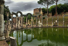 Villa Adriana. (Image supplied by the author)