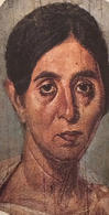 Fayum portrait. (Image supplied by the author)