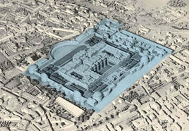 Diocletian's Thermae. (Image supplied by the author)