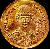 Theodoric's coin. (Image supplied by the author)