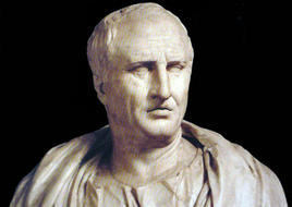 Cicero. (Image supplied by the author)
