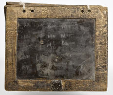 An ancient tablet. (Image supplied by the author)