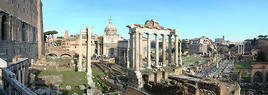 Roman forum. (Image supplied by the author)