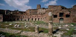 Trajan's Market. (Image supplied by the author)