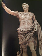 Augustus. (Image supplied by the author)
