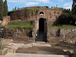 The Mausoleum of Augustus. (Image supplied by the author)