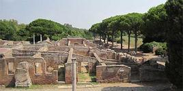 Ostia Antica. (Image supplied by the author)
