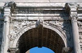 S. Severus' Arch. (Image supplied by the author)