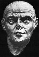 Diocletian's bust. (Image supplied by the author)